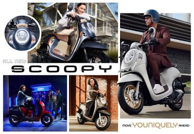 Harga Honda New Scoopy Terbaru 2021 Otr Semarang Jawa tengah