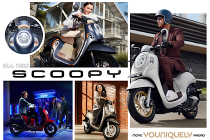 Harga Honda Scoopy Terbaru 2021 Otr Semarang Jawa tengah