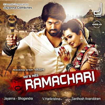 Mr & Mrs Ramachari 2016 Hindi Dubbed WEBRip 480p 400mb
