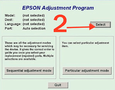 Download Epson stylus T13 resetter Software