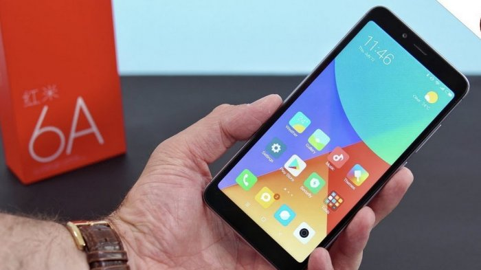 Spesifikasi Dan Harga Xiaomi Redmi 6a Ram 3gb Dan 2gb Smartphone