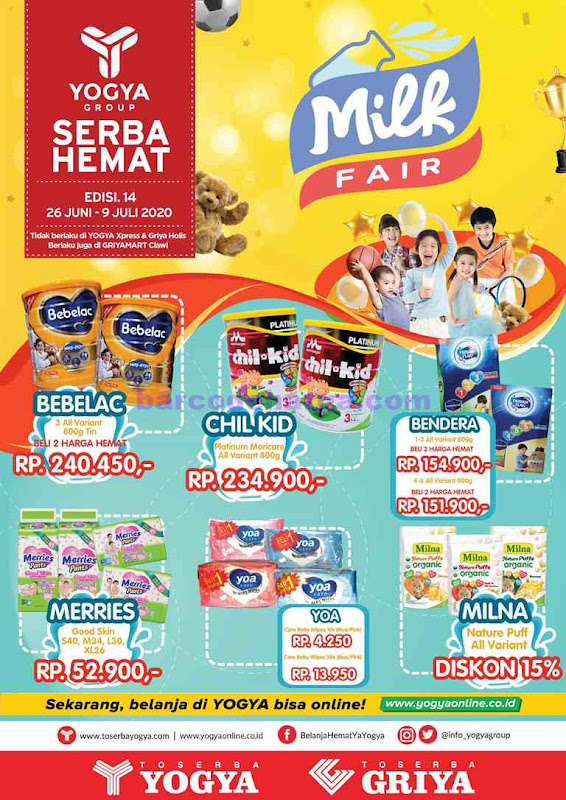 Katalog Promo Toserba Yogya Akhir Pekan 27 29 November 2020 Barcodeharga Harga Promo Alfamart Indomaret Giant Hypermart Superindo Lottemart Carrefour