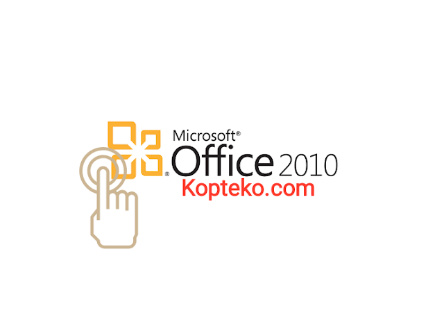 Aktivasi Office 2010 Tanpa Aplikasi