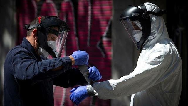 Espanha regista mais 637 mortes. Número mais baixo desde 24 de março