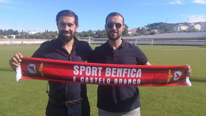 Pedro Barroso anunciado no Benfica de Castelo Branco