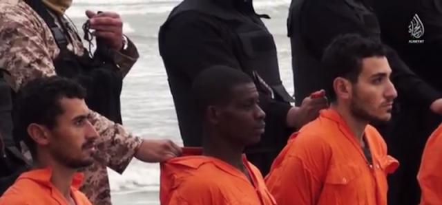 21 Orang Kristen yang Dieksekusi di Pantai Libya