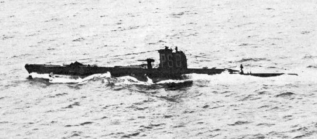 Berburu U-864