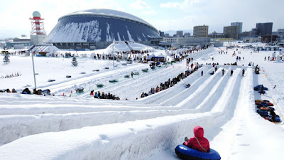 Sapporo Snow Fest Di Tsudome