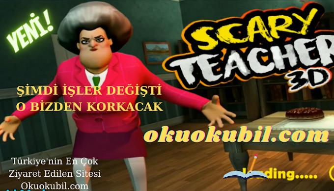 Korkunç Öğretmen v5.7.4 3D Para+ Enerji Hileli Mod Apk (Scary Teacher) 2021