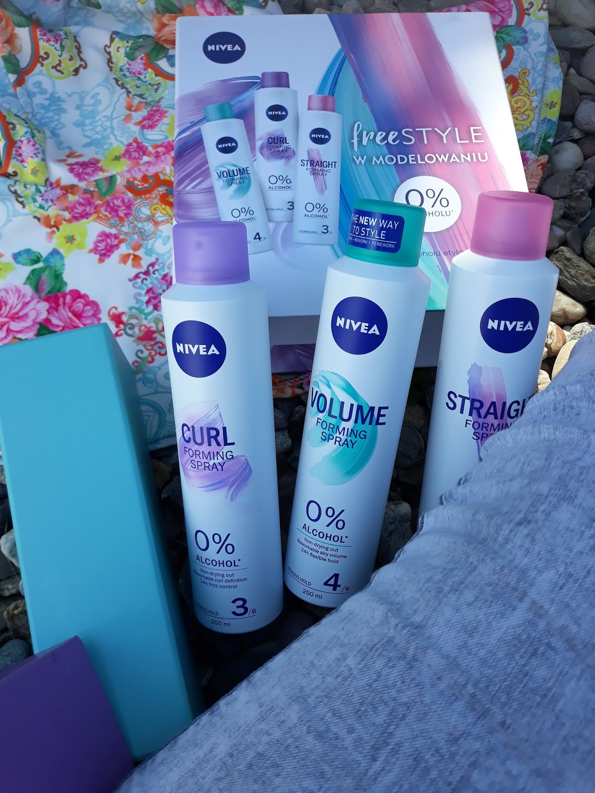 Forming Spray Nivea