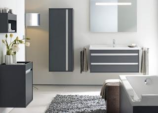 «MOON» – удивительные разработки модульной мебели для ванной комнаты