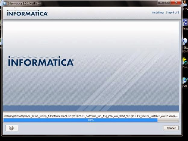 Informatica 9 5 1 server installation datawarehouse for Informatica 9 5 architecture