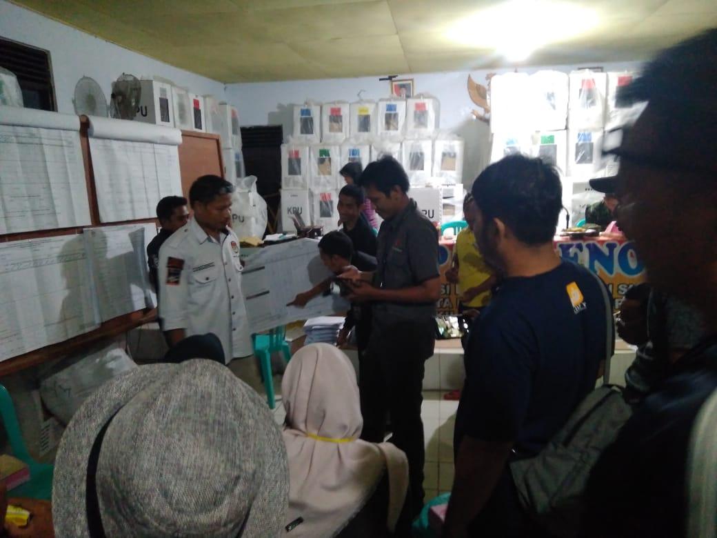 Caleg Baso Rahmanuddin Akan Laporkan Dugaan Kecurangan Pemilu