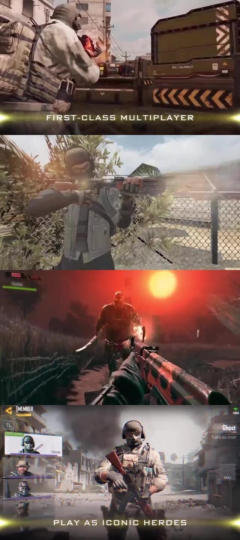 Call of Duty Legends of Wars ,เกม, เกมส์, เกมมือถือ 2019, เกมมือถือ, เกมออนไลน์มือถือ, เกมออนไลน์, เกม ทํา อาหาร, เกม รถ แข่ง, เกม ต่อสู้, เกมส์ จับ คู่, เกม ฟรี, เกม ออนไลน์ ใหม่, เกม ออ
