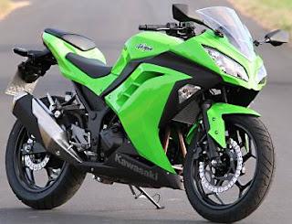 Harga Kredit Motor Kawasaki Ninja