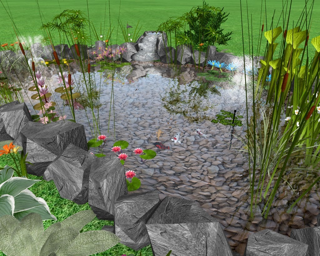 Base paisajismo landscape 3design el programa de dise o for Paisajismo jardines fotos