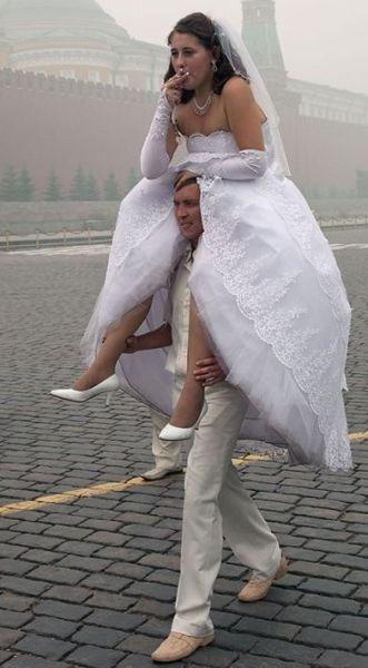 Humour Russian Bride 85