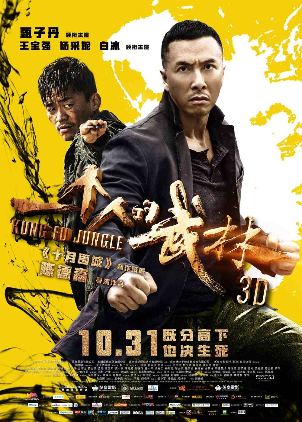 DVD Review - Kung Fu K...