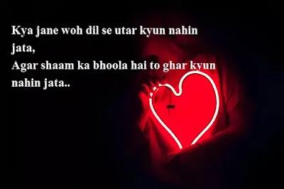 Ek Dam New Kadak  Romantic Love Status or Shayari in Hindi