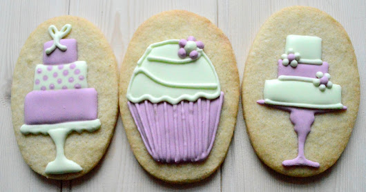 Inspired: Great British Bake Off Biscuits | Sweet Petite