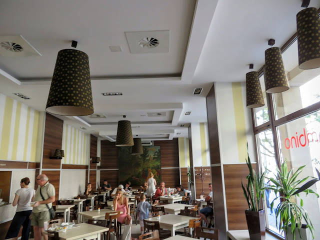 Warsaw food: Bambino Bar milk bar