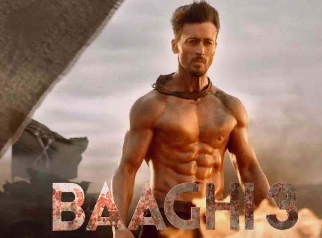 Baaghi 3 full movie review 2020