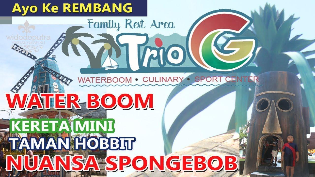 Lowongan Kerja Administrasi & Marketing di Waterboom Trio G Rembang