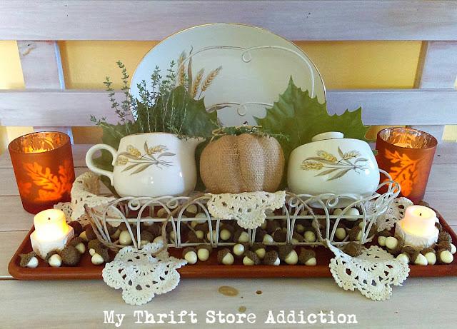 My Thrift Store Addiction seasonal transitions