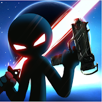 Stickman Ghost 2: Galaxy Wars Apk Mod
