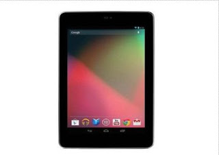 Google launched the very first version of Nexus 7 tablet in 2012