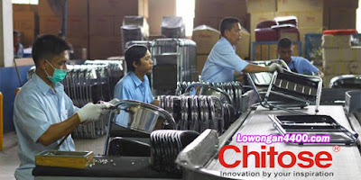 Lowongan Operator Produksi PT. Chitose Indonesia Manufacturing Desember 2017