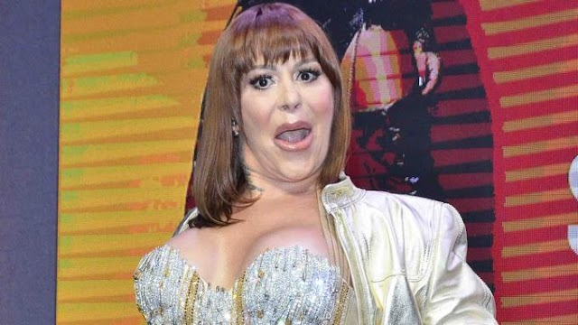 Otro desmadre de Alejandra Guzmán
