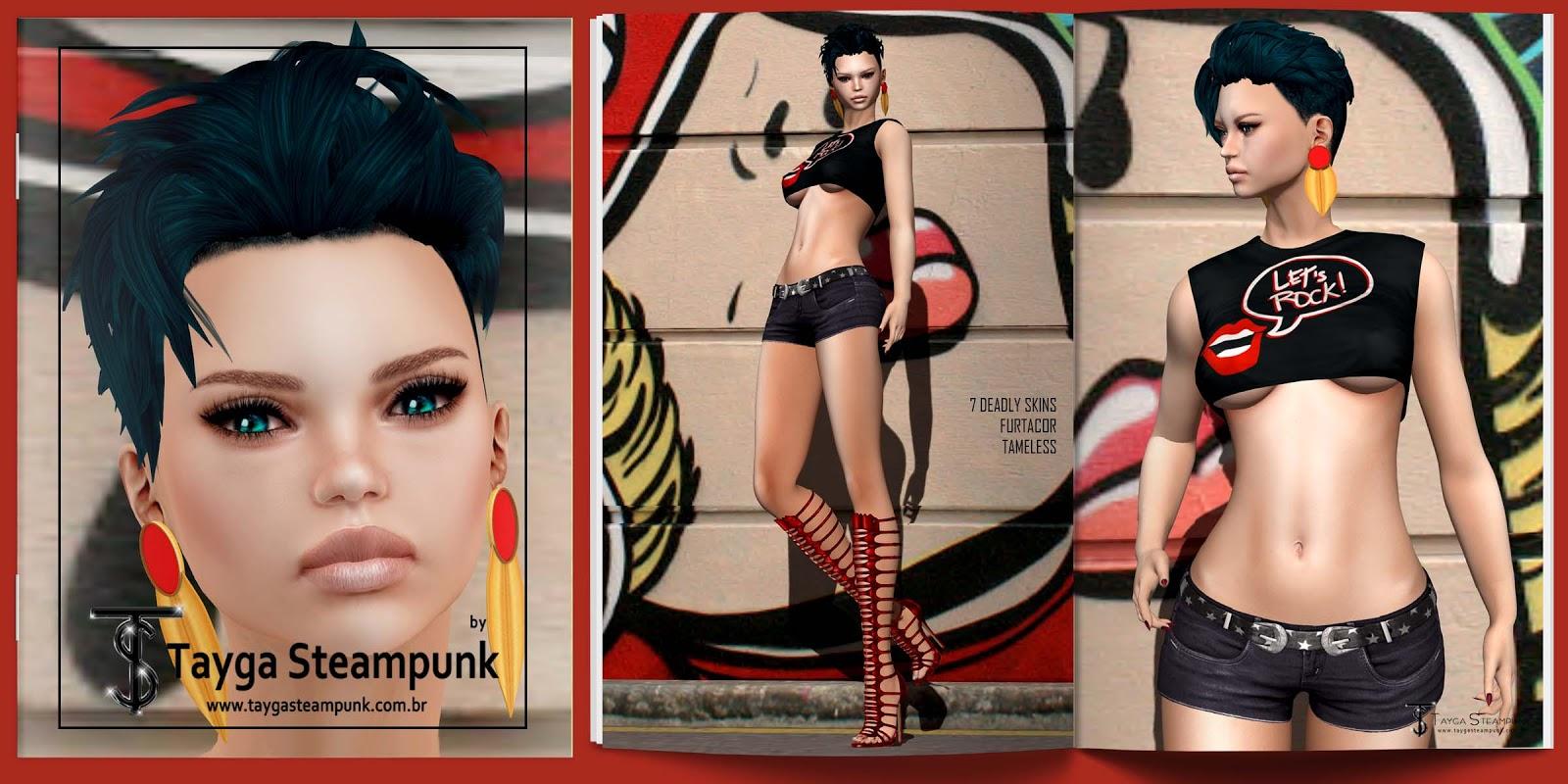 TS#176 Um tanto bad girl