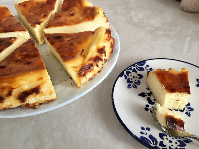 Cheesecake tarifleri, San Sebastian Cheesecake Nasıl Yapılır? San Sebastian kek, San Sebastian Cheesecake, Püf noktaları nelerdir?