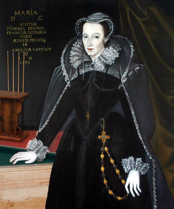 mary queen of scots billiards pioneer