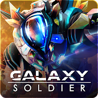 Galaxy Soldier – Alien Shooter Mod Apk