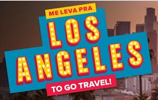 Cadastrar Promoção To Go Travel 2017 Me Leva Para Los Angeles