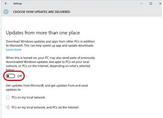 Cara Mudah Hemat Kuota Internet Di Windows 10