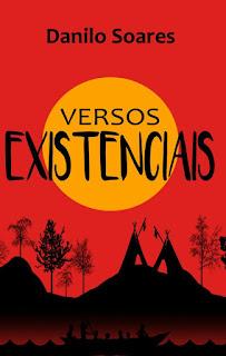 livro versos existenciais danilo soares