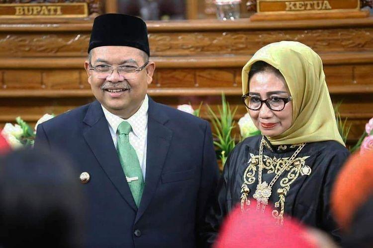 Jabatan Bupati Dan Ketua DPRD Kutai Timur Ditempati oleh Suami Istri