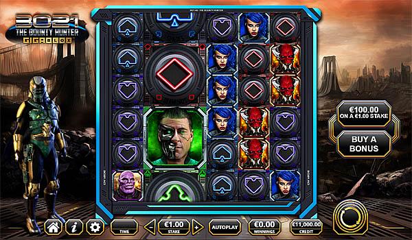 Main Gratis Slot Indonesia - 3021 The Bounty Hunter Gigablox Yggdrasil