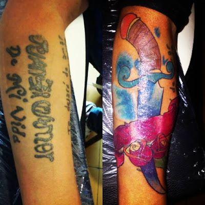 cover up Daga