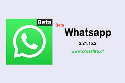WhatsApp for Android Beta 2.21.15.2