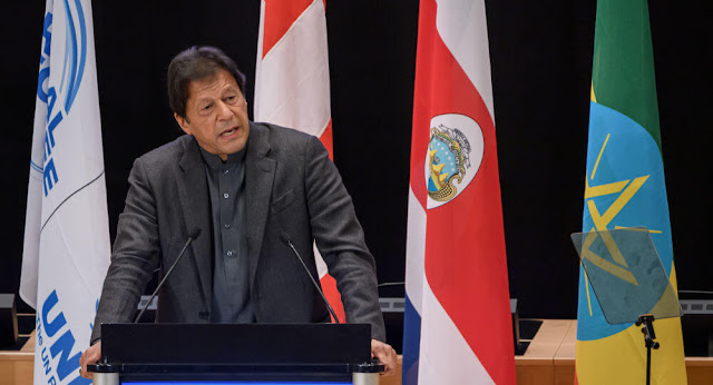इमरान खान: पाकिस्तान भारत से मुस्लिम शरणार्थियों को स्वीकार नहीं करेगा