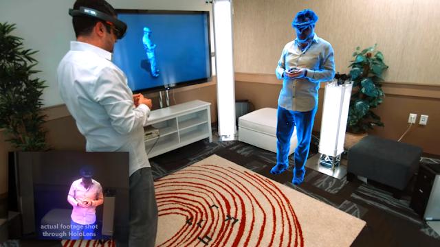Il teletrasporto (virtuale) è realtà! Video HTNovo