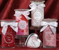 JewelCandle : vinci gratis set con 5 candele di San Valentino