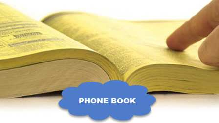 Image result for telephone directory pakistan book