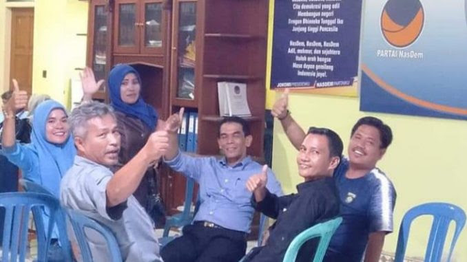 Zuherman, Anggota DPRD Kab. Bungo Fraksi Nasdem DidugaTak penuhi Komitmen Bersama