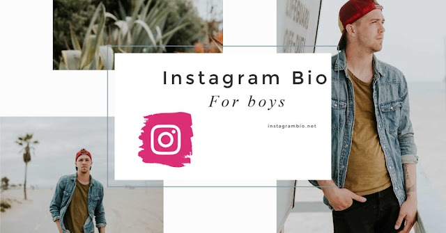 Instagram Bio for boys - Indian, Cricket, Gym, Music lovers
