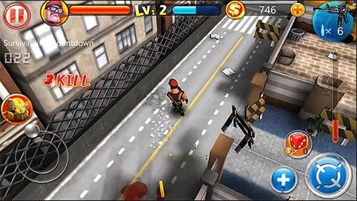 Download Zombie Street Battle Mod